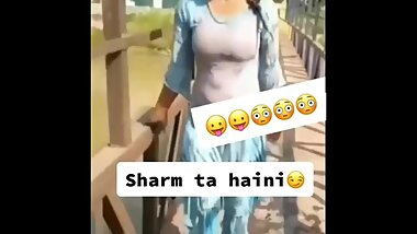 Hot Punjabi Tiktok girl