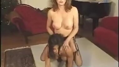 WHITE MISTRESS INDIAN SLAVE GIRL 2