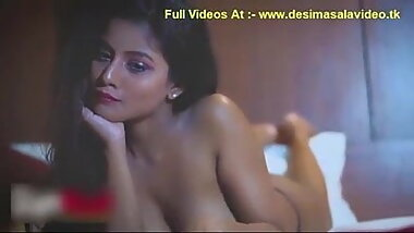 Hottest avatar of sonia in pink bra seduction