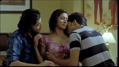 3 Indian 2 boys 1 girl - homemade