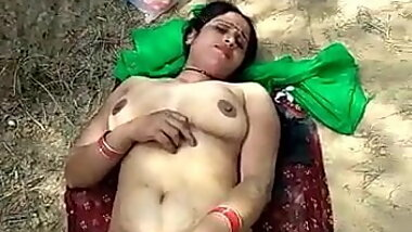Desi Lover Outdoor Fucking Record By Village Guy